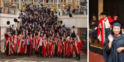 Looking back at another fantastic Graduation Day