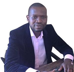 Richwell Musoma from Zimbabwe