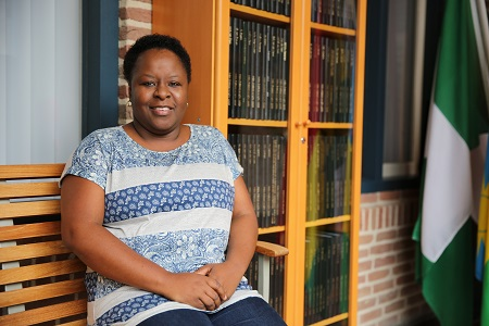 'This MBA will give me a deeper understanding of the changing business environment'