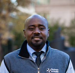 BSN graduate Emmanuel Kamanzi MBA