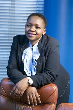 South African Dimakatso Manzini