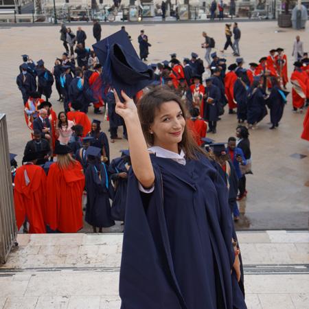 BSN Alumna Luba Protsiva MBA