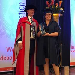 BSN Alumna Maureen Wijsman-de Hond MBA