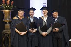 Anja van Weerlee MBA, Dirk Goijert MBA, Rutger IJntema MBA and Jos Martens MBA
