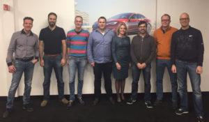 Davy Emans, Dan Priestley, Erik ten Hove, Peter Eland, Lineke Pelleboer, Jérôme Guillen, Corjan van der Veen, Robin van Verseveld