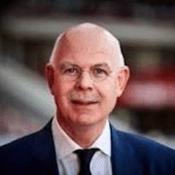 Toon Gerbrands, president PSV Eindhoven