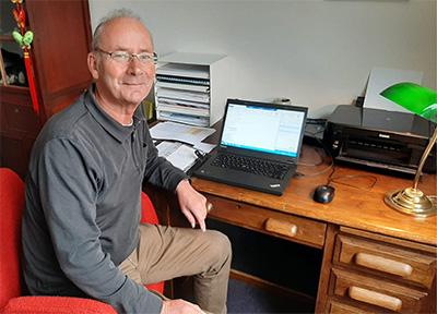 Marcel van der Ham (Dean Business School Netherlands)