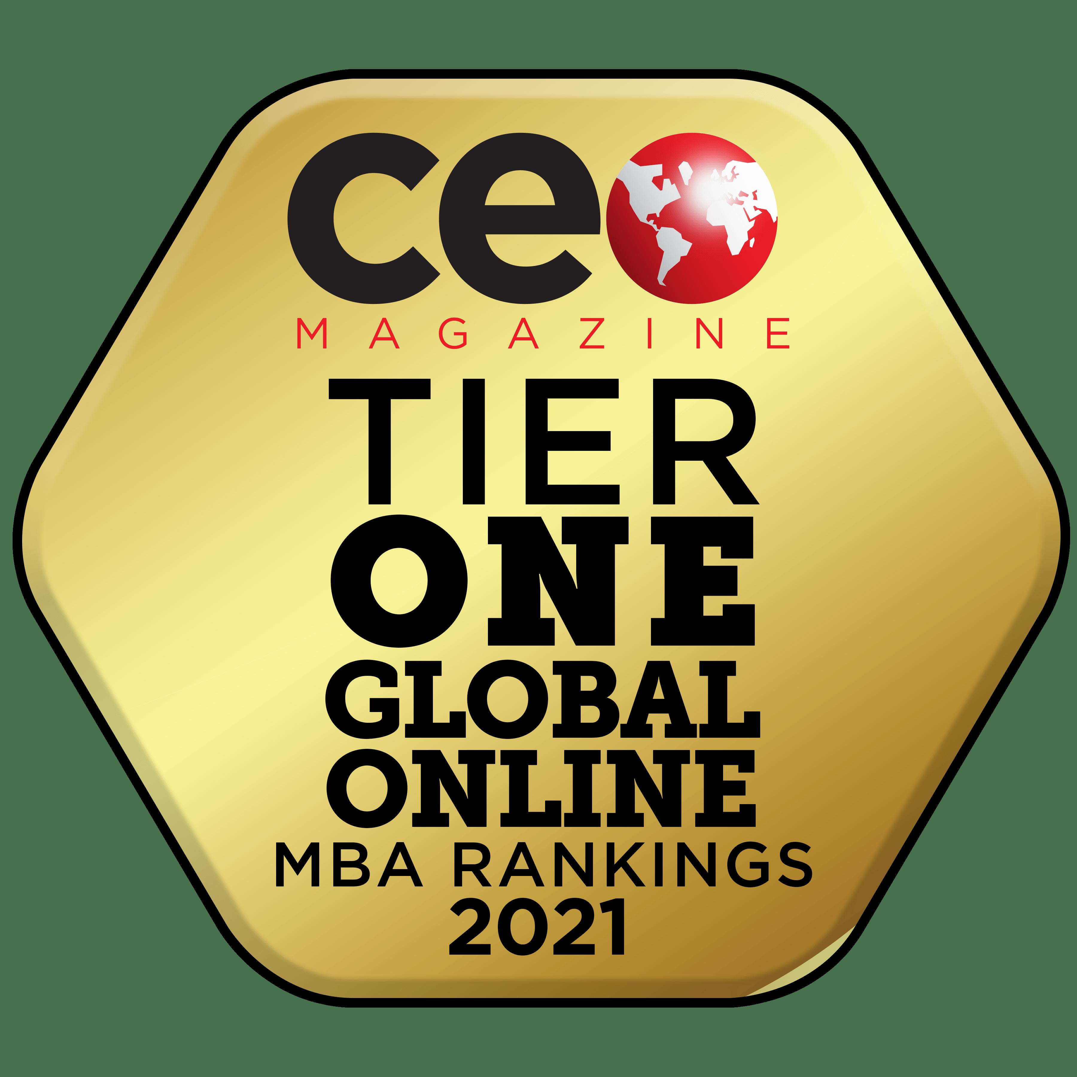 CEO Magazine 2021 Ranking